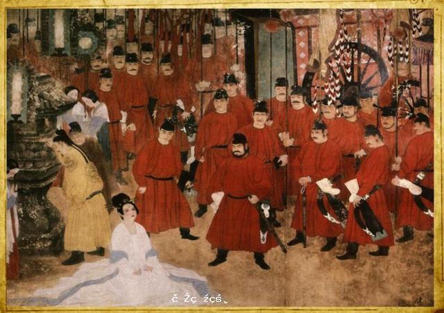 安史之亂後,唐玄宗幹了哪三件大事,為唐朝做出最後的貢獻?