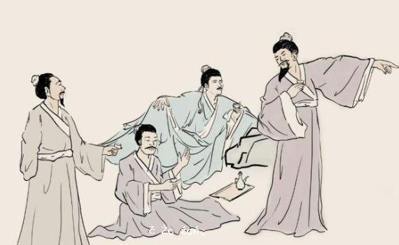 春秋戰國時代,貴族與平民之間的交鋒
