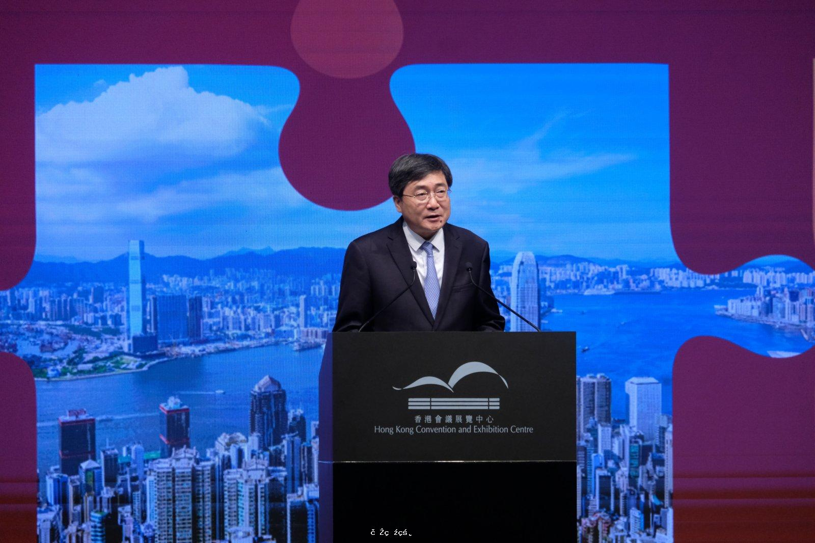 張旭:中外文化藝術交流中心是香港未來發展新定位