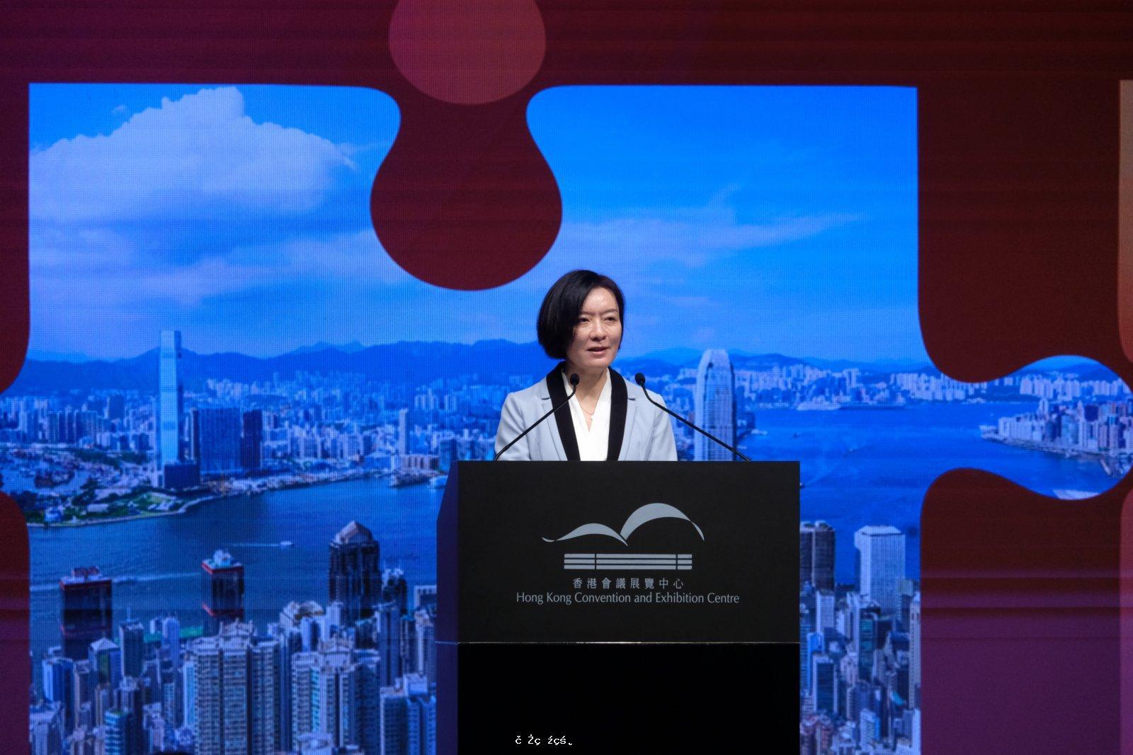 盧新寧:讓「文化」成為香港未來發展關鍵詞