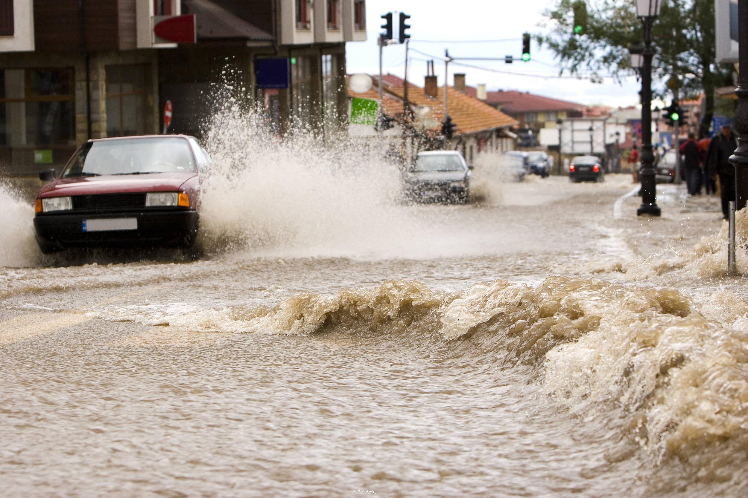 暴雨洪災來襲,大水過後如何防控傳染病?