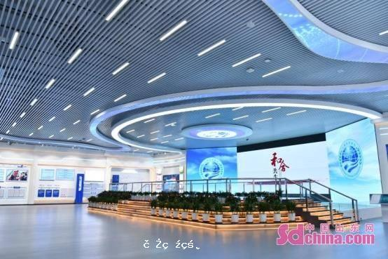 青島·上合國家客廳:互動交流、開放合作的超級市場