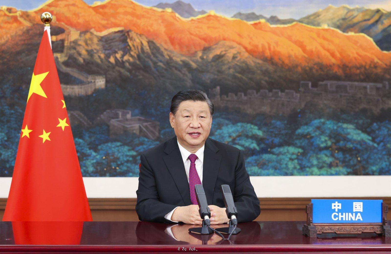 習近平出席第六屆東方經濟論壇全會開幕式並致辭