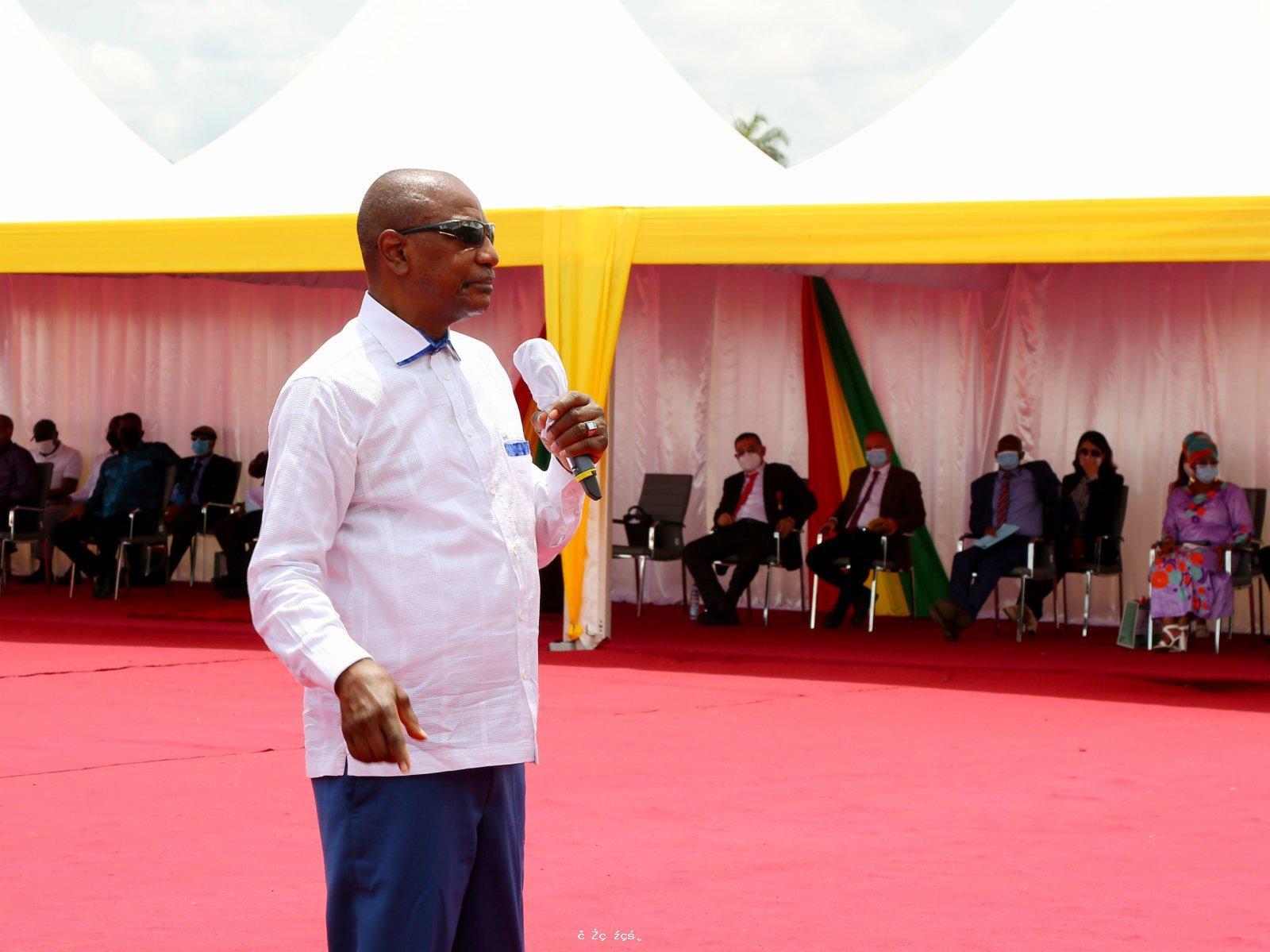 幾內亞軍事政變叛軍稱扣押總統 中使館緊急提醒
