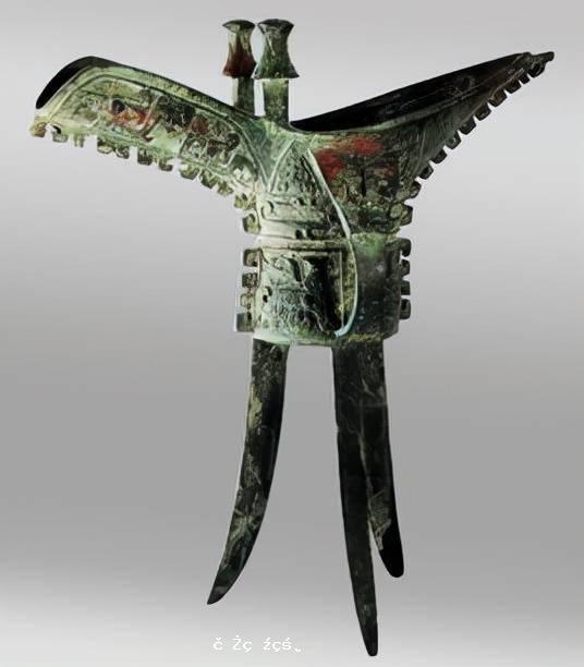 青銅器收藏:商周時期爵杯賞析