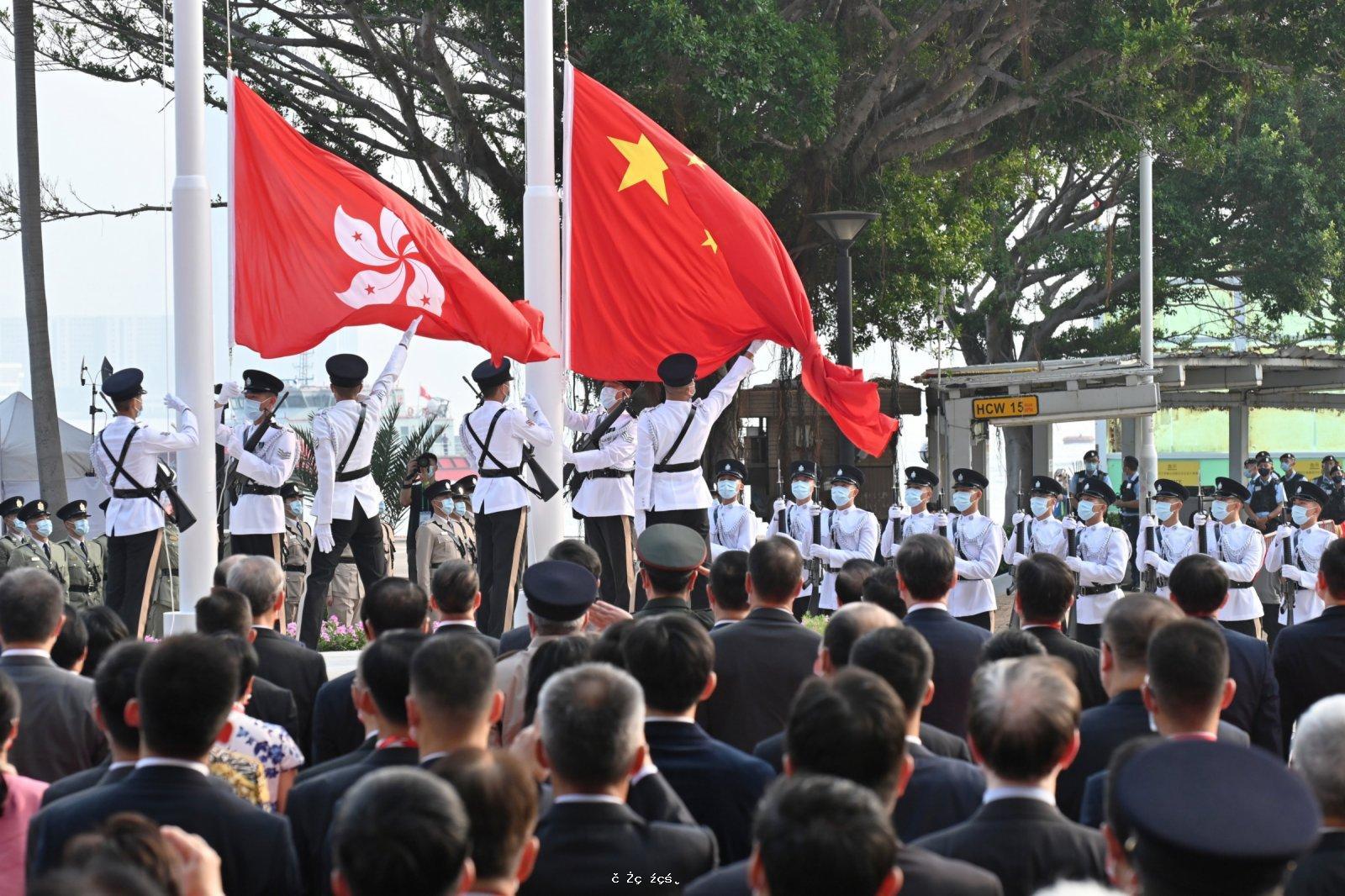 李家超:香港政治體制踏進新里程 迎來有效施政新篇章