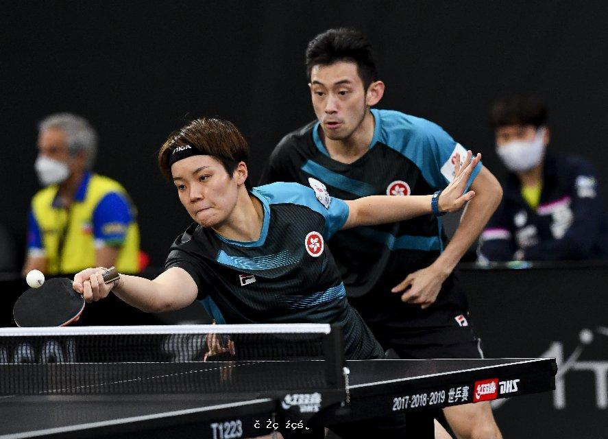 港隊混雙分途戰乒乓亞錦賽四強 兩獎牌穩落袋