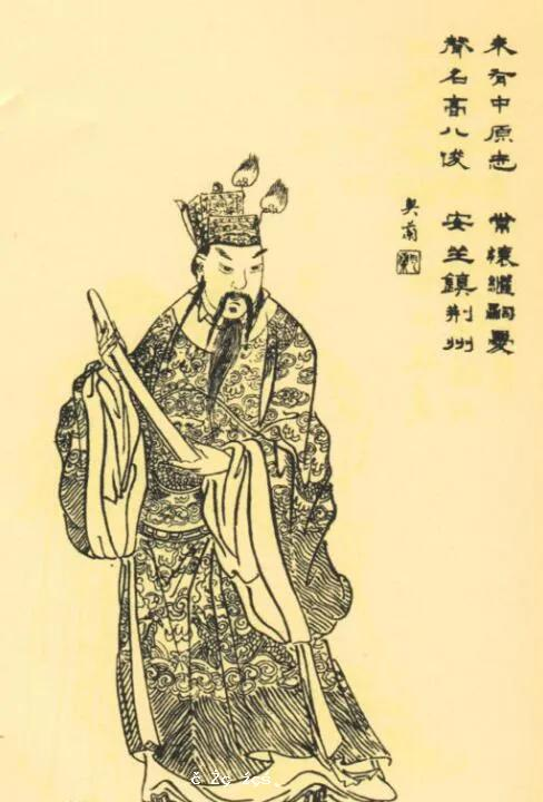 劉表坐擁荊州名將如雲、謀士如雨,卻為何不敢北上與曹操一戰