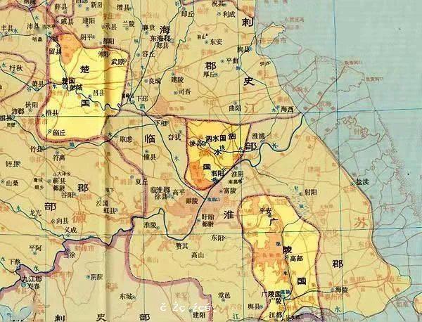 有關泗水古國與三莊漢墓的「秘密」