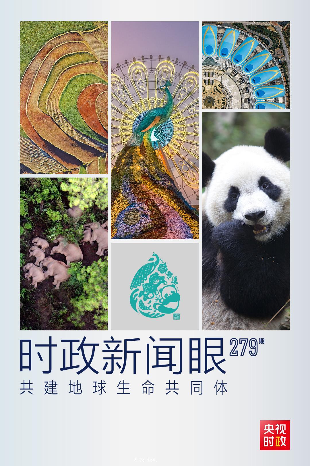 在這場領導人峰會上,習近平闡述生物多樣性保護的中國主張