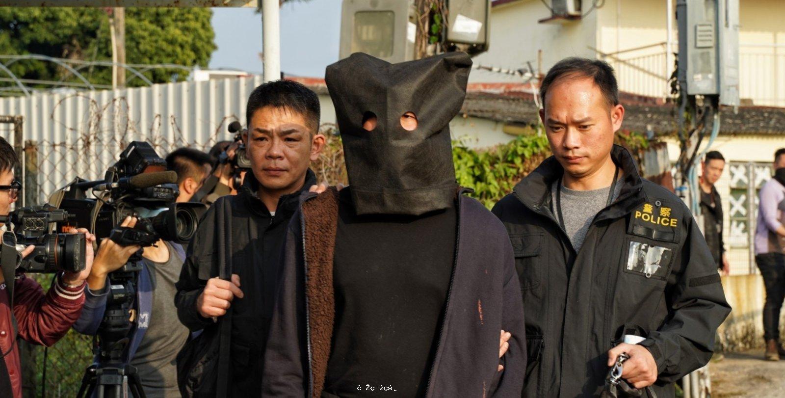 「12逃犯」案黃偉然涉製炸藥 還柙11月9日答辯答辯